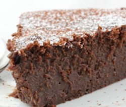 recettes cyril lignac base de chocolat gateaux chocolat. Black Bedroom Furniture Sets. Home Design Ideas