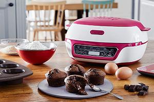 Tefal KD801811 Cake Factory Machine