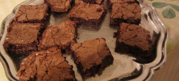 recette brownies au chocolat facile