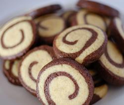 biscuit en spirale facile