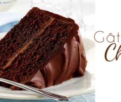 recette chocolat gourmand