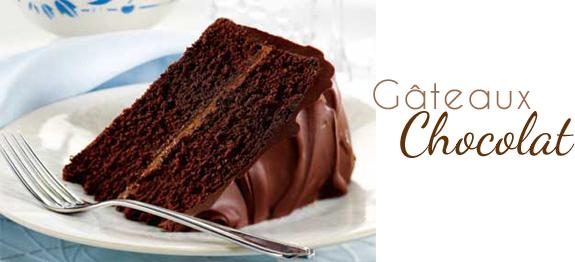recette gâteau au chocolat gourmand d'anniversaire
