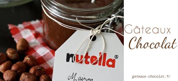 recette du nutella fait maison. Black Bedroom Furniture Sets. Home Design Ideas
