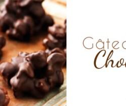 recette rochers au noix et chocolat
