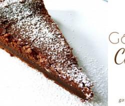 Recette fondant au chocolat facile sans beurre