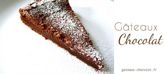 Recette fondant au chocolat facile sans beurre - Recette du fondant au chocolat ...
