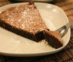 recette facile fondant au chocolat