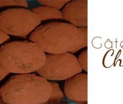 recette truffes noir et marron