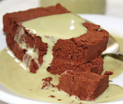 Recette facile marquise au chocolat