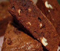 Recette facile brownie au noix de pécan