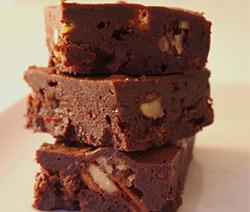 recette brownies au chocolat
