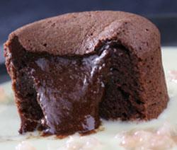 Gateau aux chocolat de cyril lignac