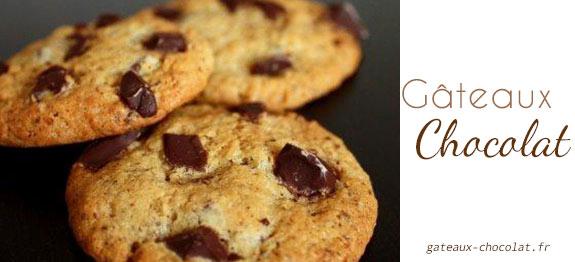 recette cookies facile et rapide au chocolat. Black Bedroom Furniture Sets. Home Design Ideas
