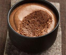 mousse au chocolat rapide et facile