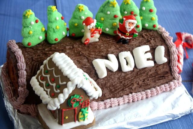 Decoration buche de noel - Decoration buche de noel maison ...