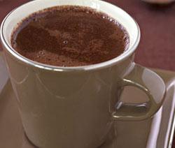 chocolat chaud Pierre hermé