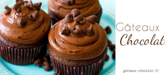 Recette Des Vrais Cupcakes Américain Au Chocolat Noir
