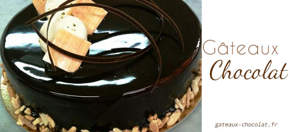 Gla age au chocolat brillant de mounir meilleur p tissier - Glacage pour eclair au chocolat ...