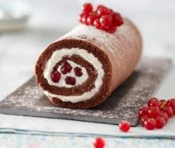Roule Au Chocolat Facile De Cyril Lignac