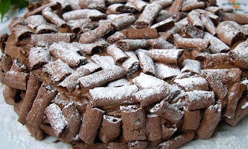 recette concorde au chocolat