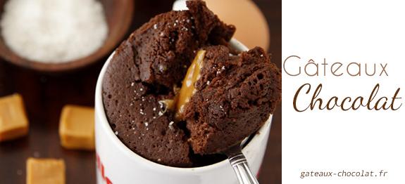 mug cake chocolat caramel sal. Black Bedroom Furniture Sets. Home Design Ideas