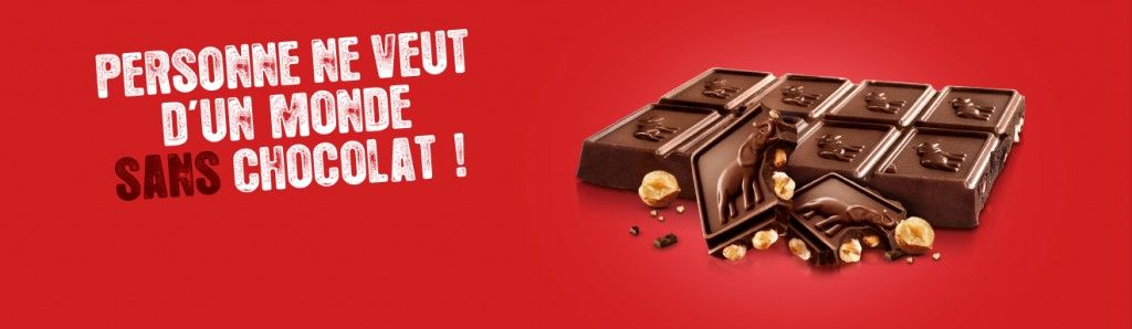 disparition du chocolat