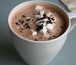recette chocolat chaud facile cyril lignac