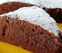 Recette Du Moelleux Au Chocolat Sans Beurre Et Sans Farine