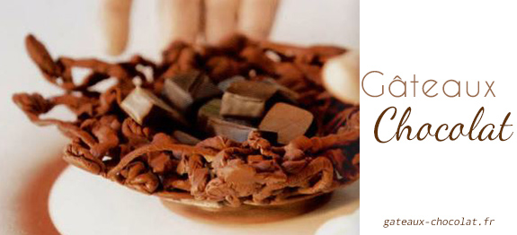 décor chocolat