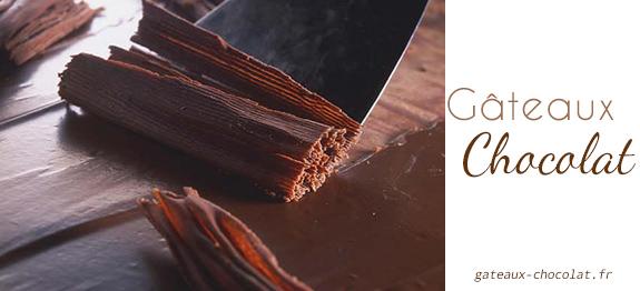 décorer avec le chocolat