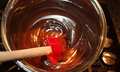 comment fondre le chocolat au bain-marie ?