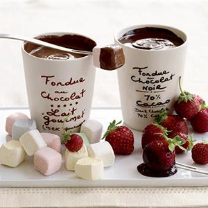 dessert pour amoureux