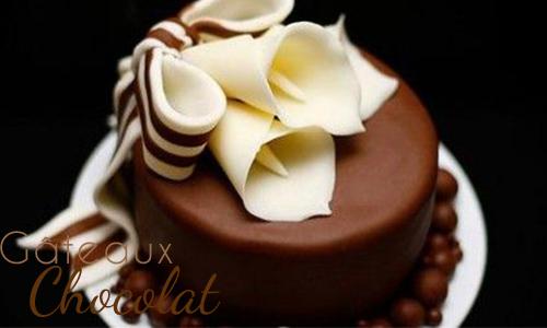 chocolat plastique décors
