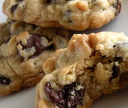recette facile de cookies au chocolat