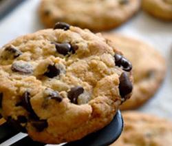 recette cyril lignac de cookies au chocolat