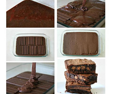 recette brownies original