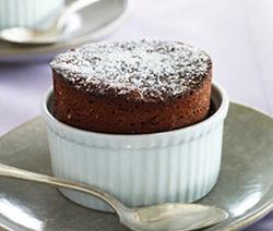 recette soufflé glacé au chocolat