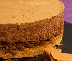royal au chocolat recette