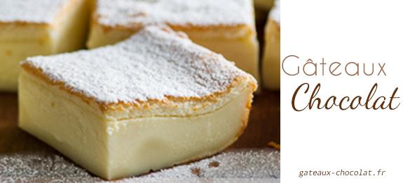 dessert rapide chocolat blanc