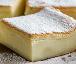 recette gâteau au chocolat blanc magique
