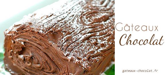 Gateau chocolat facile pour noel