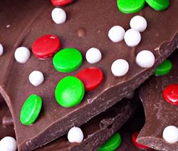 recette chocolat pour noel