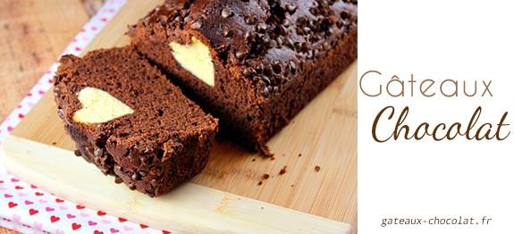 Cake chocolat surprise sp ciale saint valentin - Gateau surprise facile ...