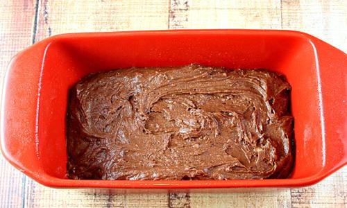 cake au chocolat surprise