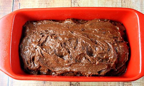 recette spéciale saint valentin cake chocolat