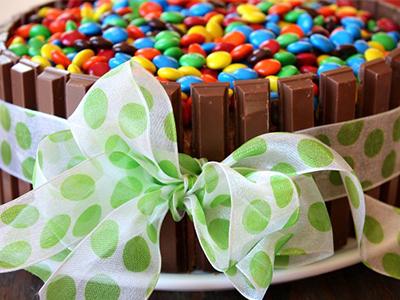 recette gâteau anniversaire au chocolat  kit kat
