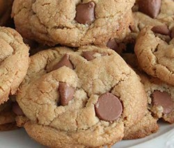 recette facile de cookies sans gluten