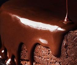 Recettes de gla ages au chocolat simples et miroirs - Glacage miroir sans glucose ...