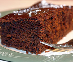 Recettes au chocolat - Gateau au chocolat sans gluten ...