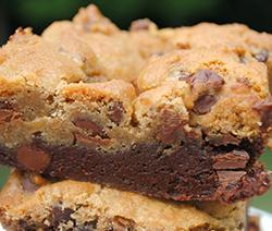 brookie au chocolat facile